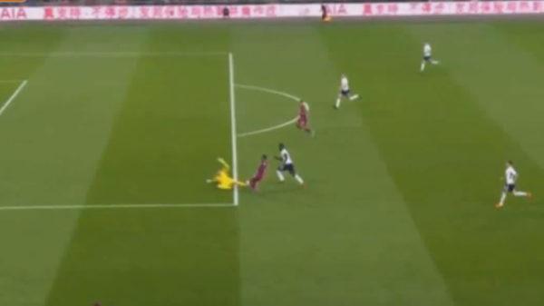 Ошибочный пенальти в матче Тоттенхэм - Манчестер Сити, или зачем нужны повторы