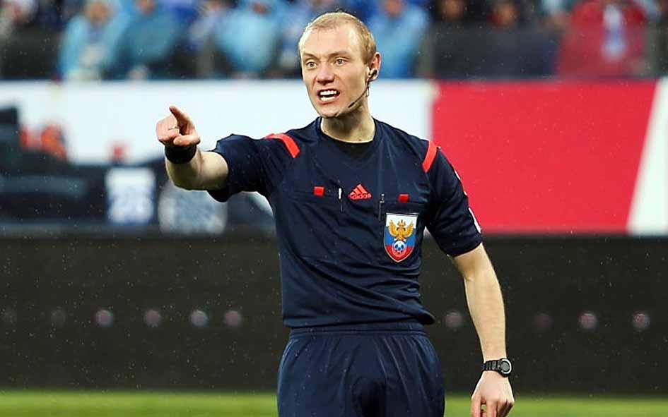 Арсенал - Зенит: Москалев не поддержал ассистента