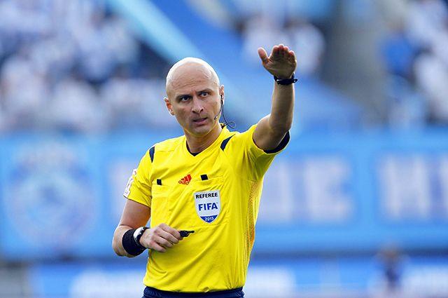 Карасев назначен на полуфинал Лиги Европы