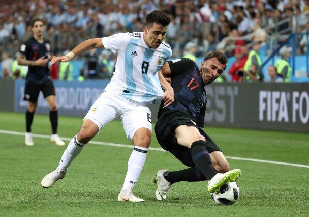 Аргентина - Хорватия: классные хорваты и профессор Ирматов