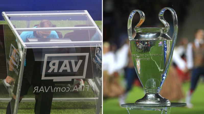 var лига чемпионов uefa 2019/2020