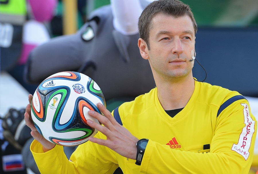 Евгений Турбин - Назначения судей на матчи РПЛ