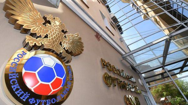 Футбол в России отложили до лета